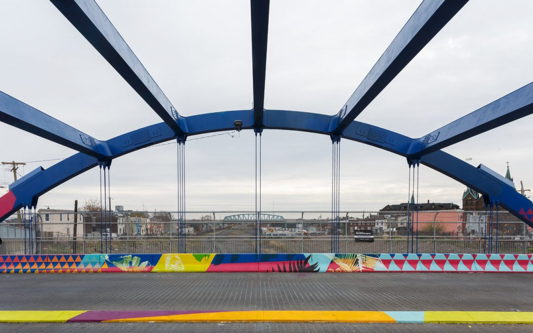Mural Arts Aids Neighborhood Affected by Opioid Epidemic
