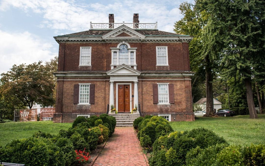 Fairmount Park's Historic Houses are beautifully captured by the Philadelphia Inquirer at CiderFest