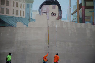 Mural Arts Philadelphia Removes Frank Rizzo Mural – Philadelphia Inquirer